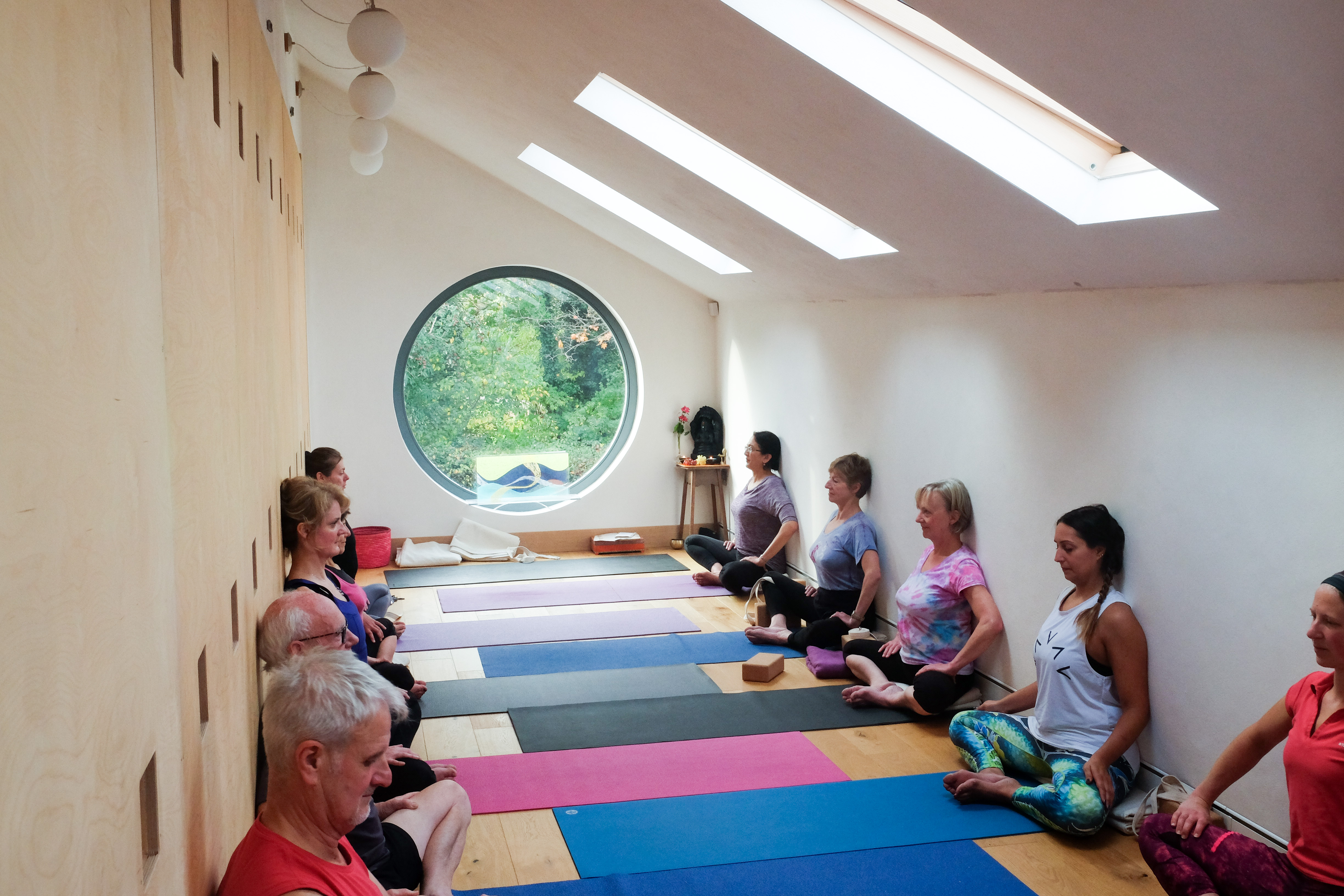 Iyengar Yoga Studio West Bridgford Dedicated Study Of